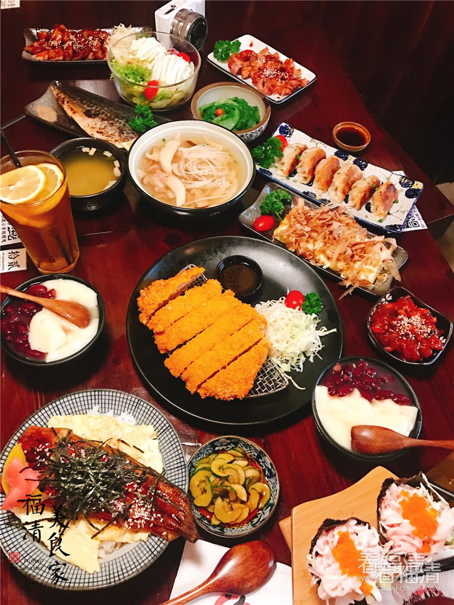 福清有个日式简餐店老板疯了!环境好菜品颜值高