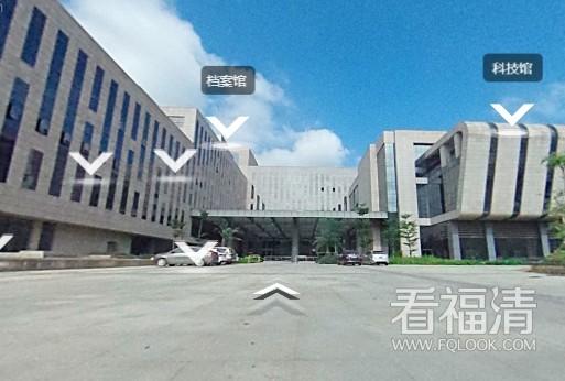 福清图书馆·馆内全景