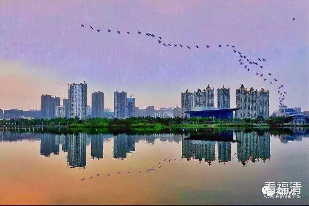 福清中心城区景观规划