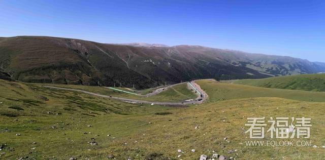 新疆四大美人湖