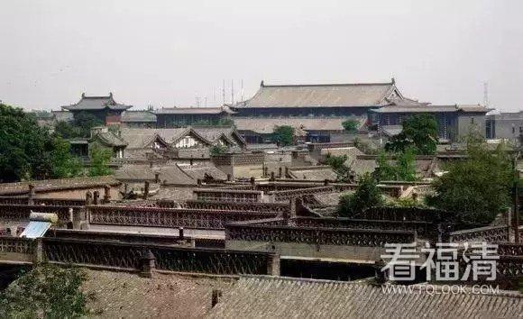 中国十大现存古城