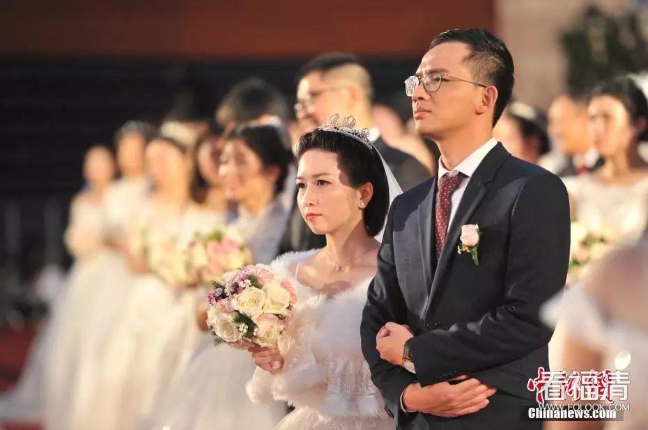 40年,几代中国人的结婚日记