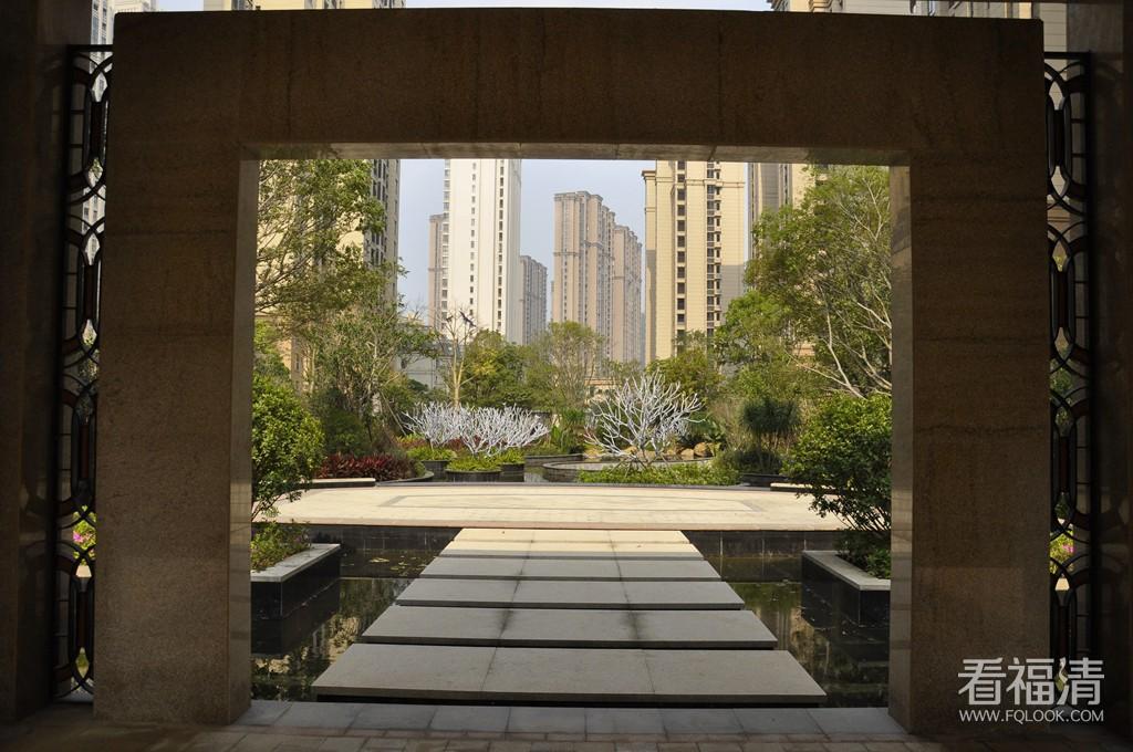 中联名城二期景观实拍18