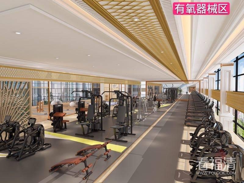 劲爆来袭,福清最高端豪华健身网红店