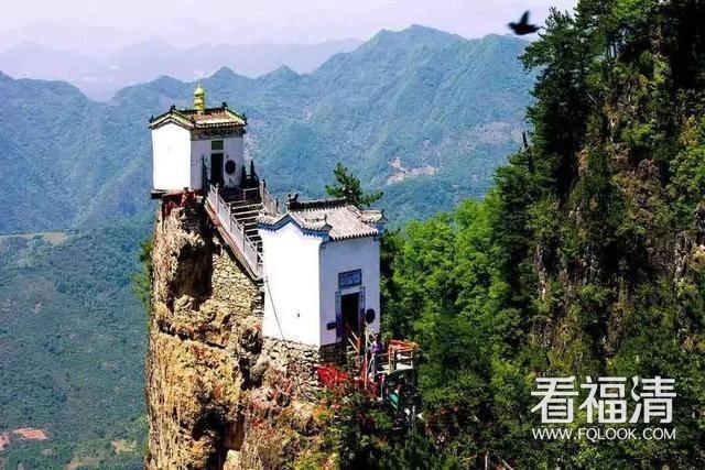中国最险的六大寺庙
