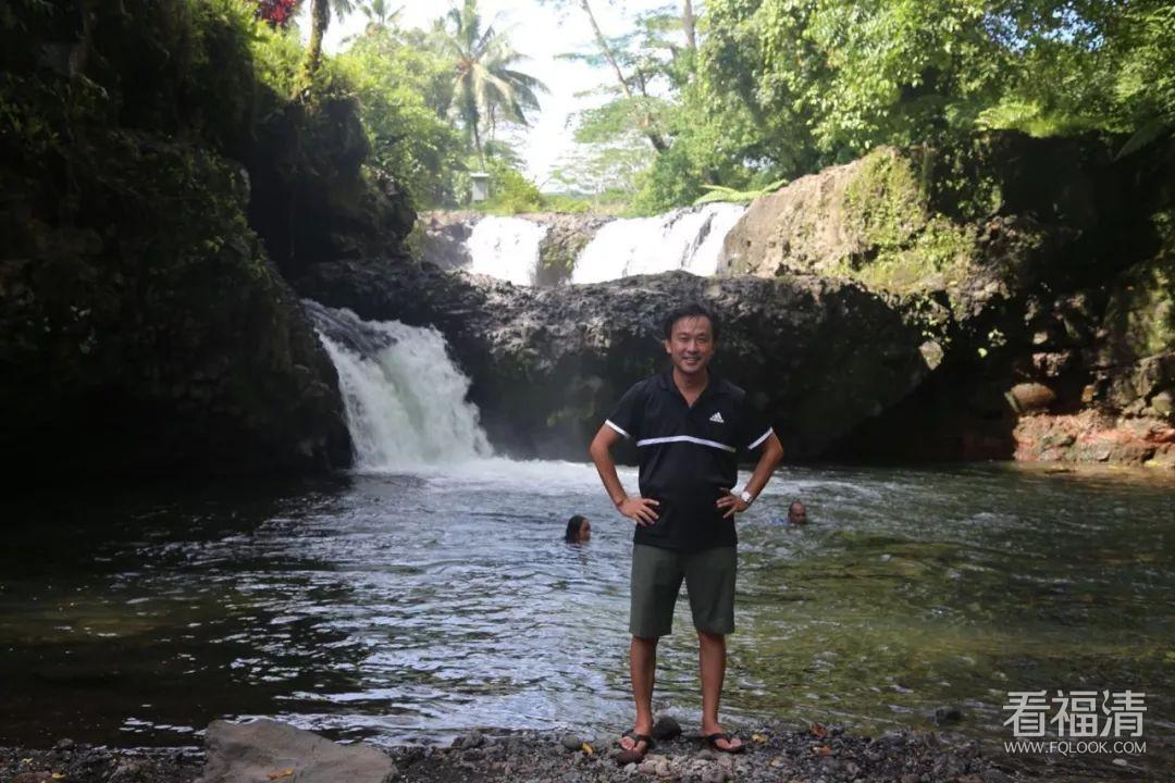 神奇经历:福清哥在南太平洋岛国当酋长