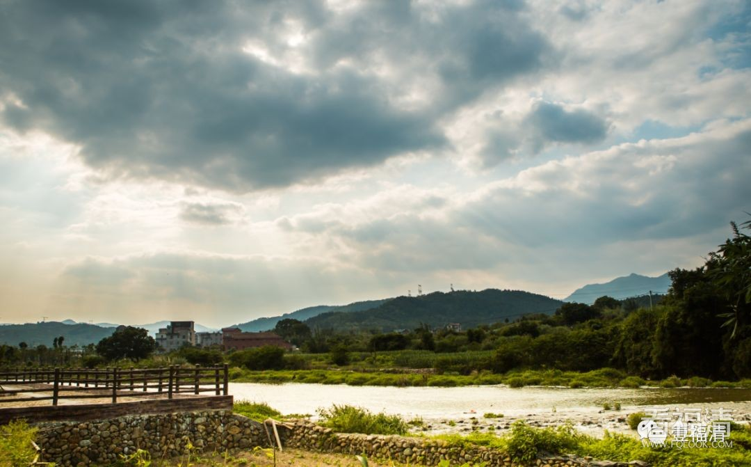 福清西部藏着一个美丽的村子