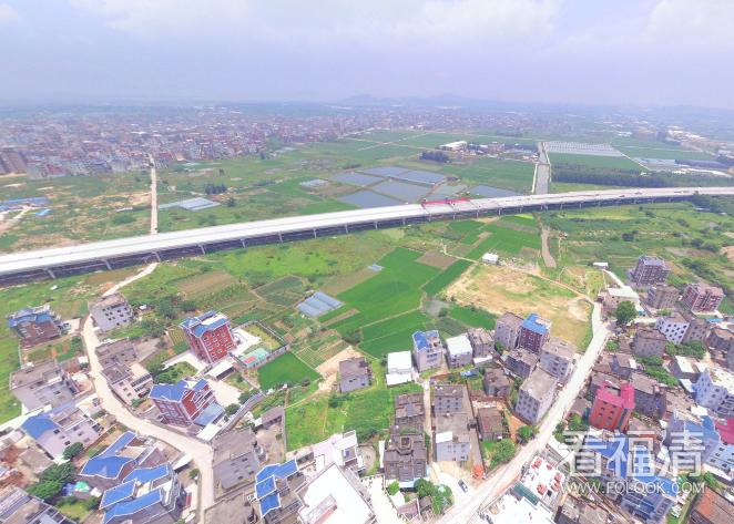 福清海口镇2016年-2019年的变迁