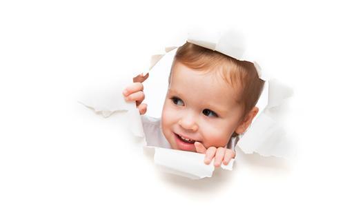 寶寶愛撕紙,有錯?