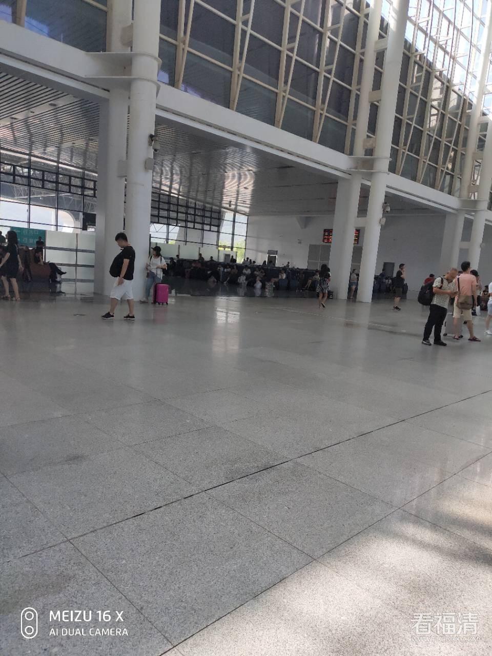 福清动车站整修好了吗?