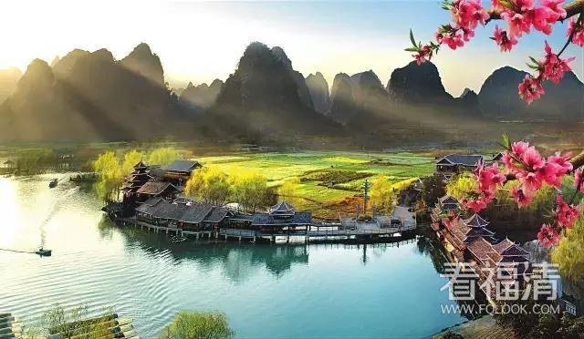 美爆眼球的10个中国小城,居然没有丽江