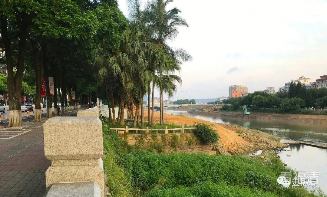 """福清老城区这个公园升级""""变身"""",未来将打造成…"""