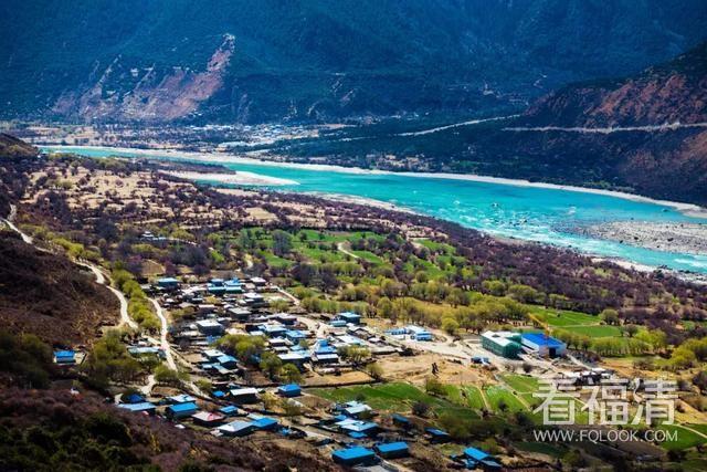 龙陵龙江风景图片