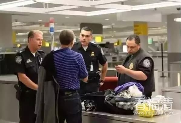 入境美国会被海关遣返的10个行为