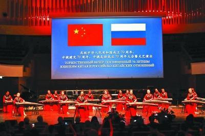 """""""中国""""一词在俄罗斯上了""""热搜"""""""