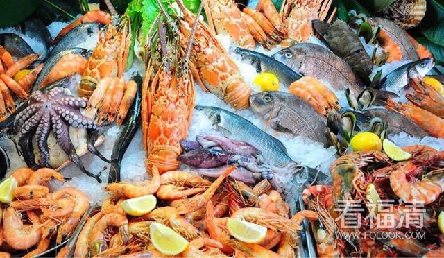 批发零售各种海鲜类肉类美食类等冻品.