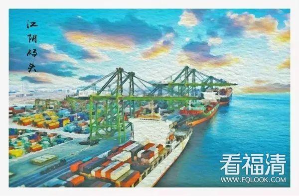 福清江阴滨海风景区真美了