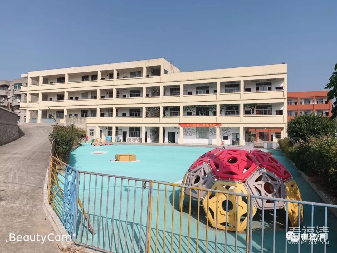 福清又有一所新建幼儿园竣工啦!预计明年春节投入使用!