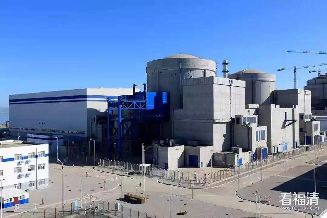 福清核电3、4号机组工程荣获国家优质工程金奖