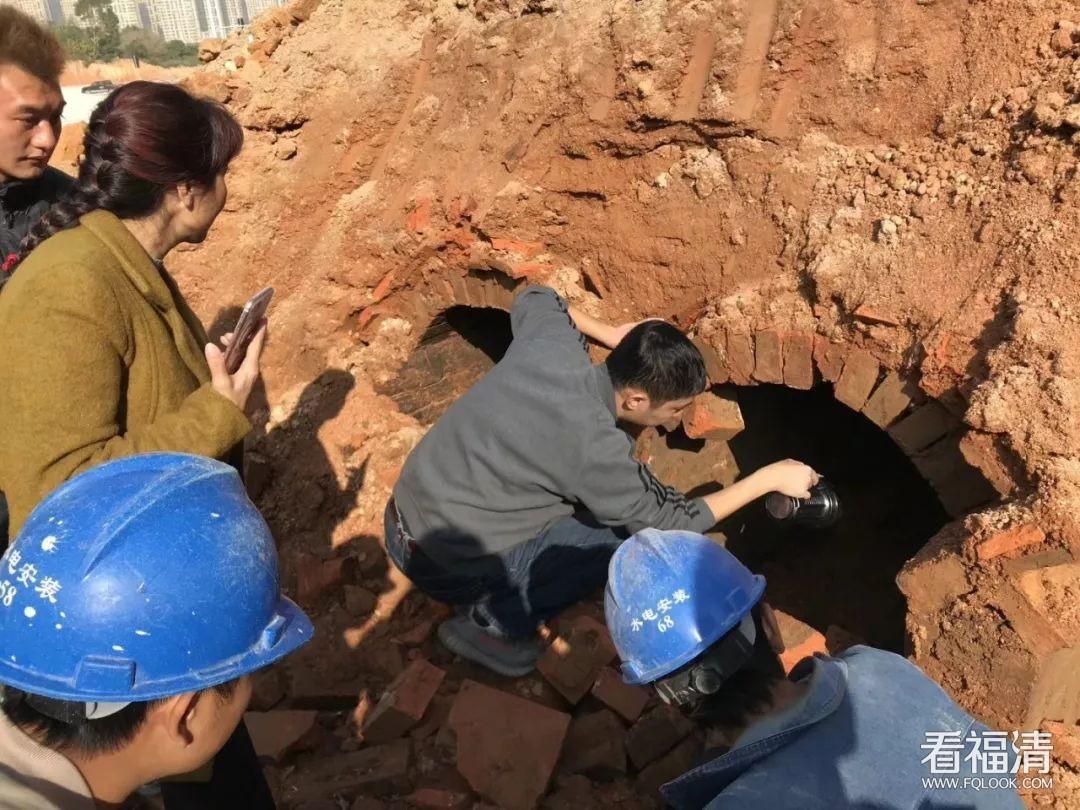 福清市区发现明代二品将军墓