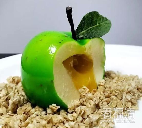 """仿真水果甜品:""""榴莲""""怕不是真的吧?图3""""发霉橘子""""更逼真 ..."""