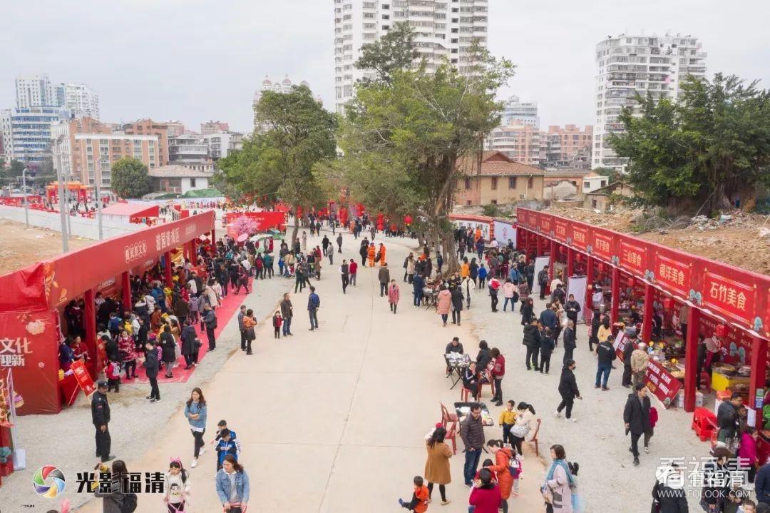 一年一度的福清民俗文化节开始啦!