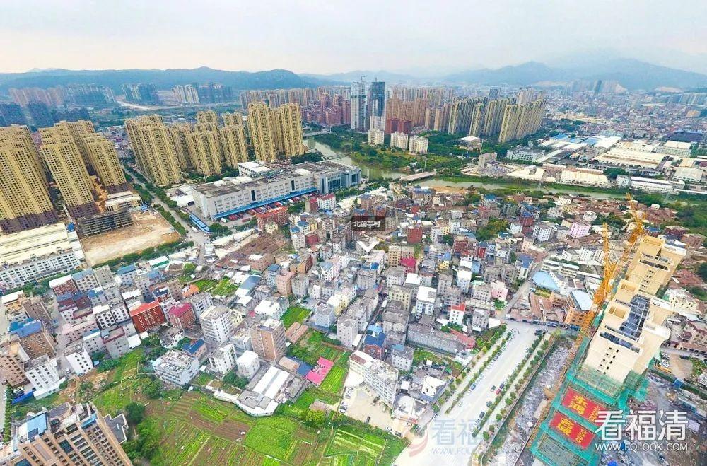 多图+航拍+全景!带你走进2020年福清征迁区域...