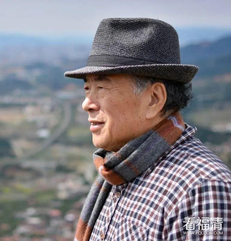 福清一中建校95周年,陳章漢為一中新撰《鳳凰山賦》