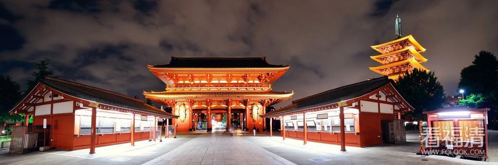 2020年,一定要去日本旅游
