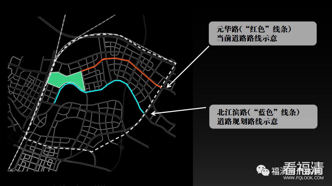 一路向东,福清东区最大基建工程获批复