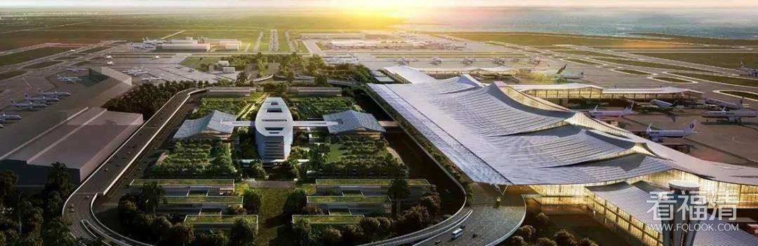 长乐机场T2航站楼胜选设计方案曝光!