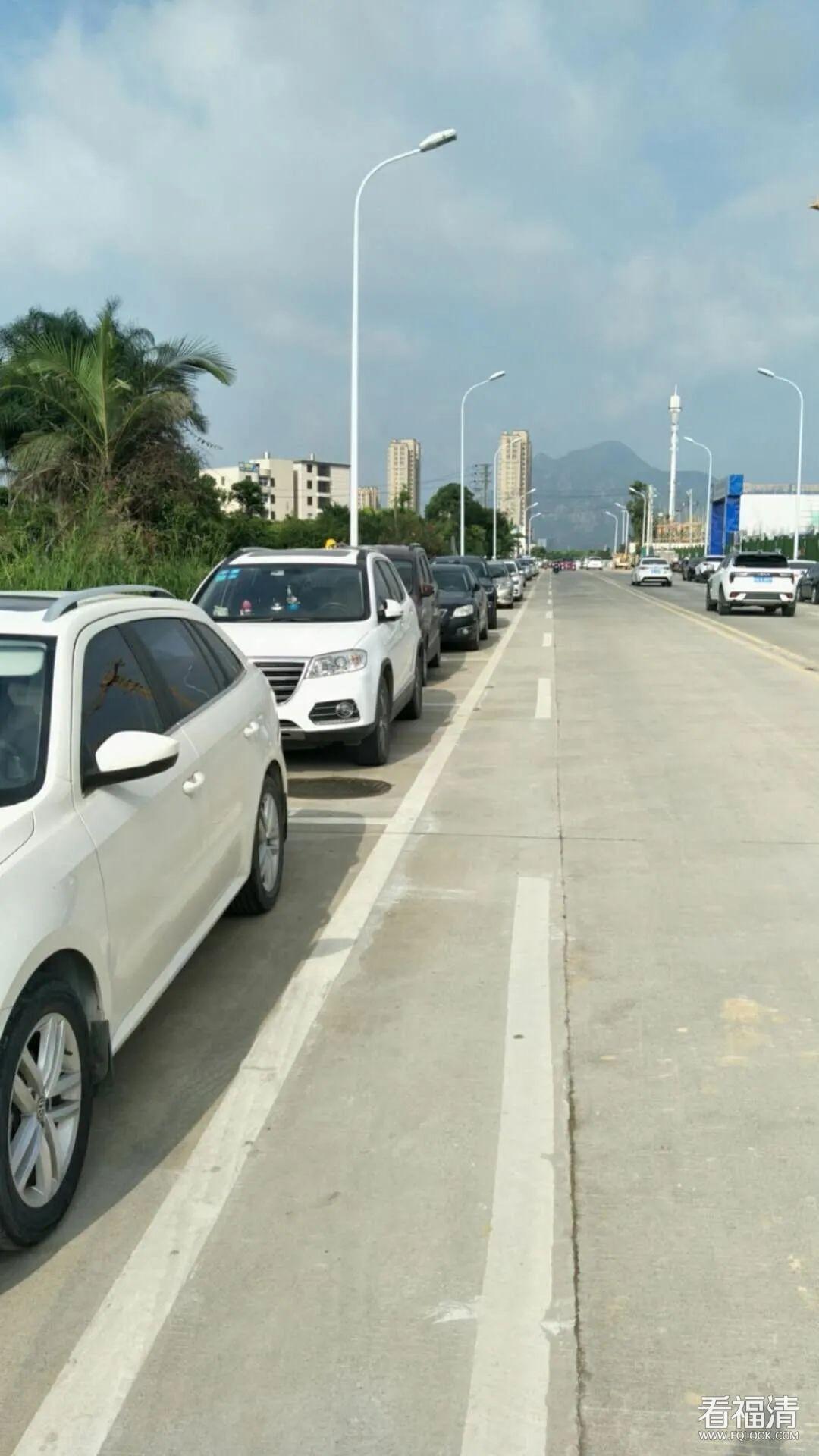 福清医院周边路段133个停车泊位将启动收费