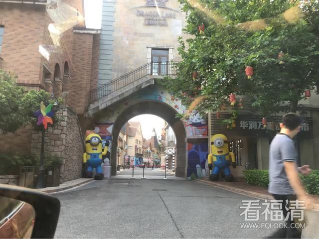 广州这个网红小镇太美了,走进去就像来到了欧洲