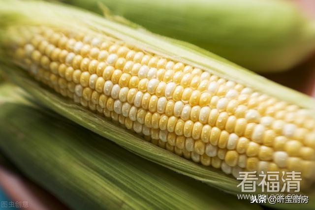 孩子爱吃玉米,一下子买了40根,怎么保存?