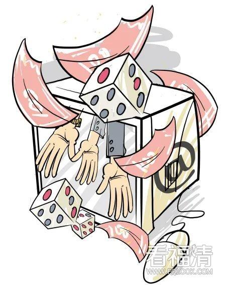 福清男子网络赌博输掉百余万,打起朋友的主意,结果…