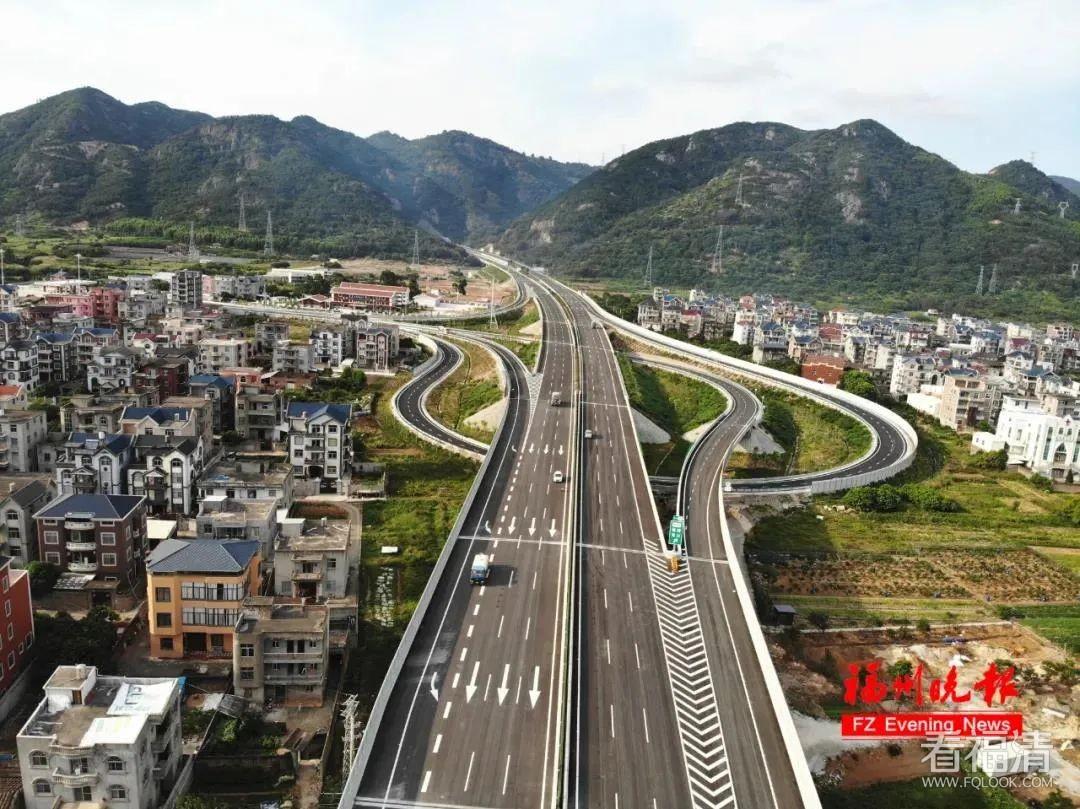 8月上旬通车!长福高速通过这些验收,收费标准已获批复!