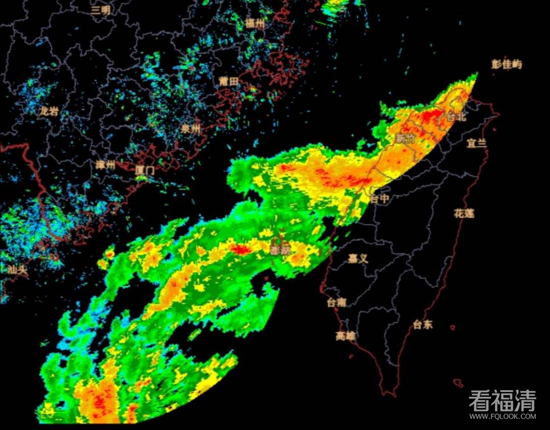 警报!台风即将在福清至厦门一带登陆!狂风暴雨杀到!