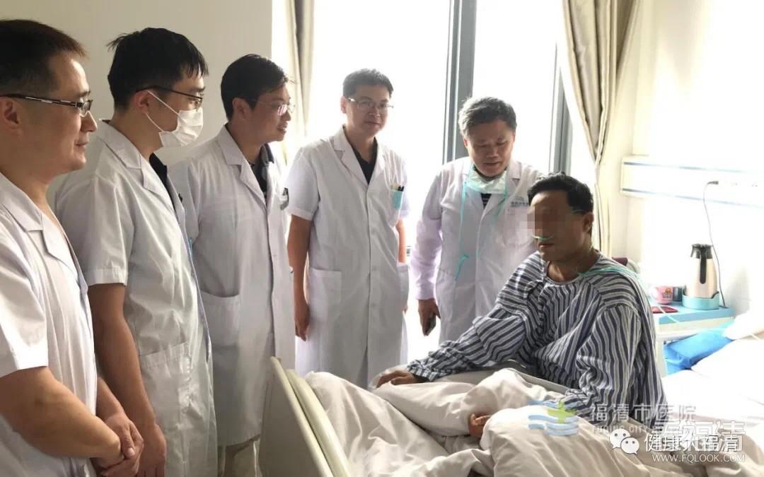 关注卫健活动:福清市医院成功实施一例重度肝外伤抢救手术
