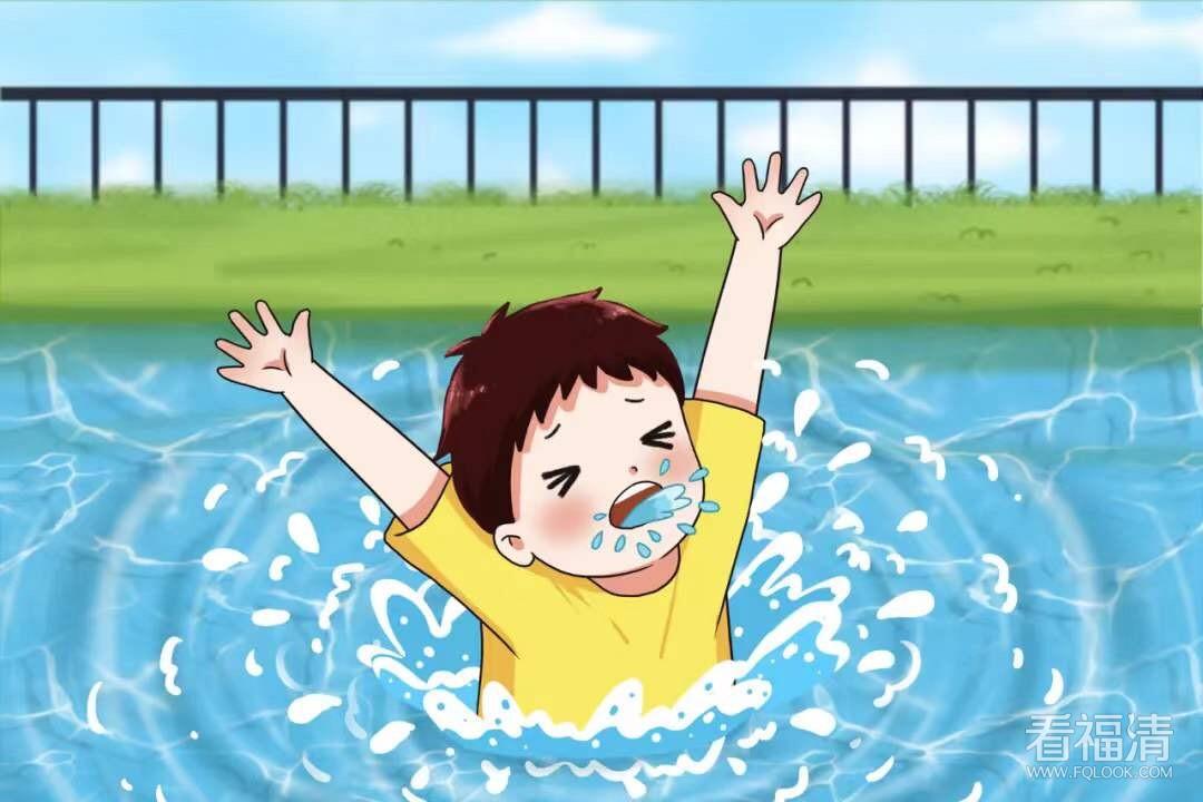 福州6岁男孩不慎溺水,心跳呼吸全无,最终……