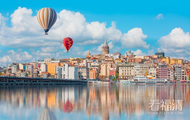 彩色奥斯曼帝国之旅——土耳其