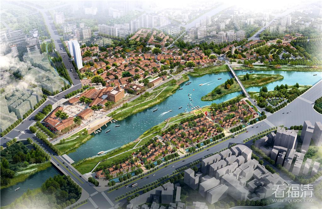 福清市利桥特色历史文化街区规划方案发布了