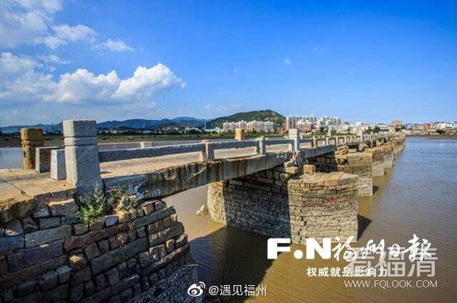 福清龙江古桥