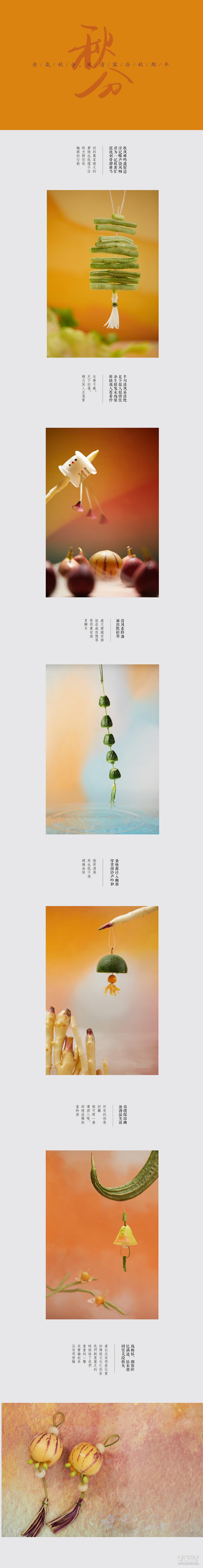 CHINA驰系列 | 廿四节气-秋分
