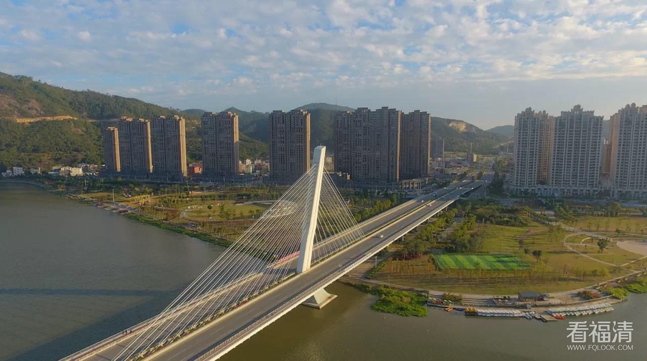 飞地变通途,一桥改变一座城!