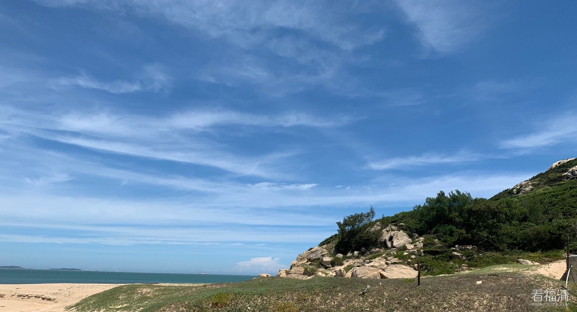 福建另一个原生态海岛,福清目屿岛