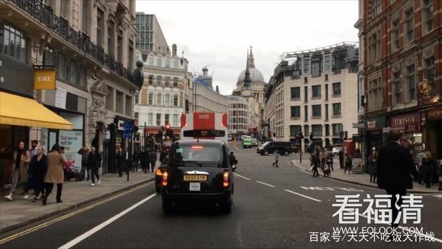福清哥在日本赚不到钱,闯荡英国开餐馆成千万富翁