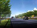 卓越路(清展路-清泽街)道路工程
