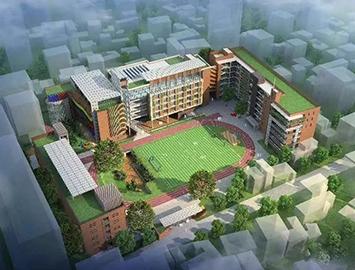 福清实验小学新教学楼下半年将投入使用