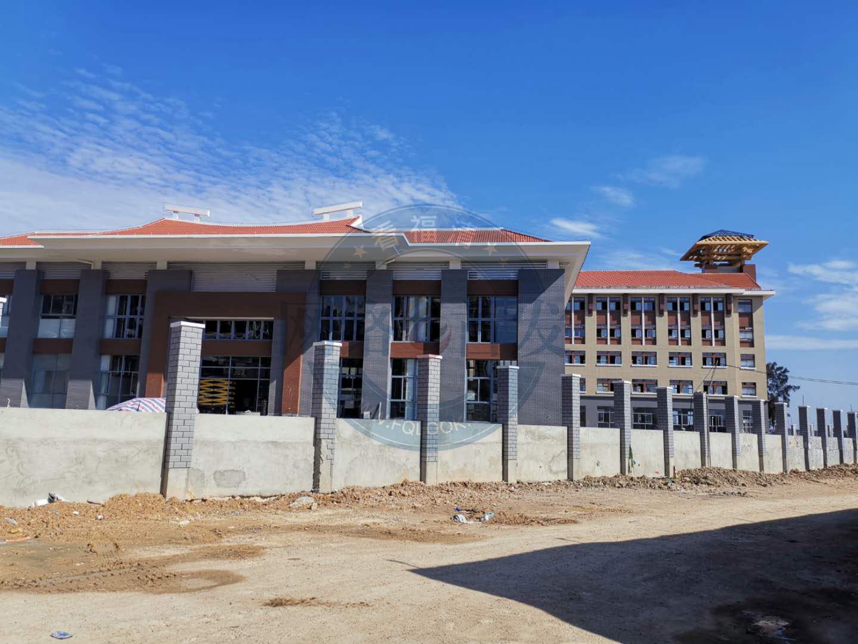高清大图!海口中心小学新校区最新进展