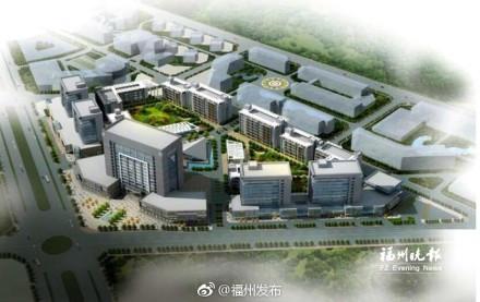福清重点项目:公路港